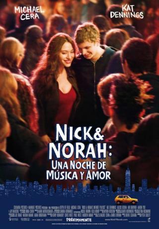Nick y Norah: Una noche de música y amor (2008)