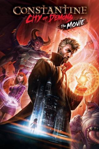 Constantine: Ciudad de los demonios The Movie (2018)