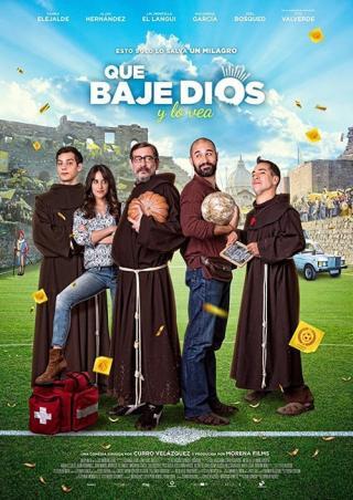Que baje Dios y lo vea (2018)