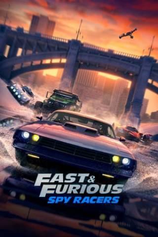 Fast & Furious: Espías a todo gas