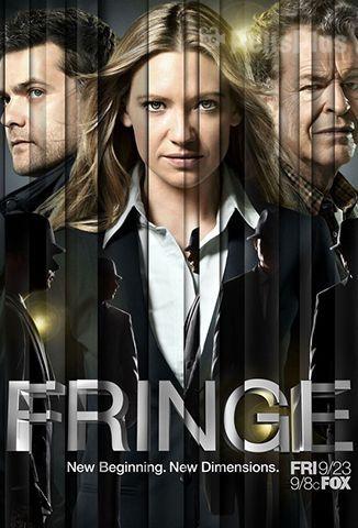 Fringe: La Gran Conspiración