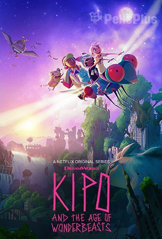 Kipo y la Era de las Bestias Mágicas